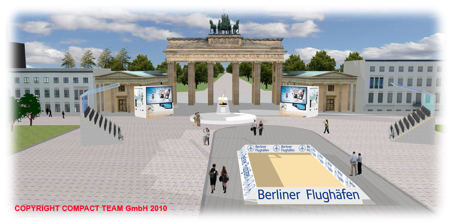 Youth Olympic Games Pariserplatz Visu