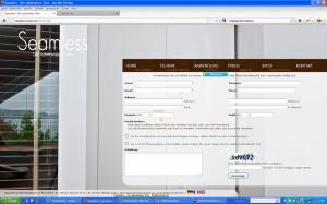 Seamless GmbH Contact page